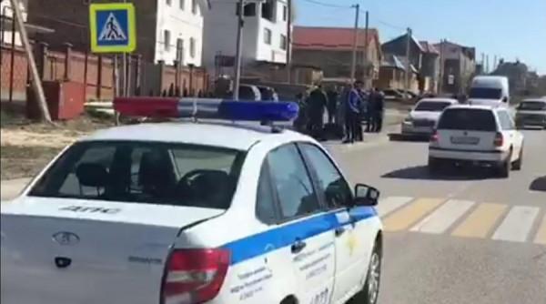 В Симферополе водитель сбил ребенка