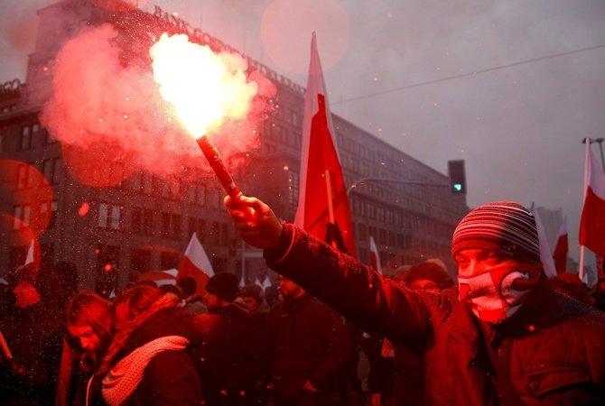 «УПА, вон отсюда»: в Польше …
