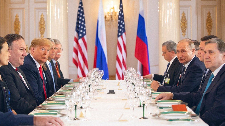 Диалог с РФ очень важен: Трамп заявил о новых встречах с Путным
