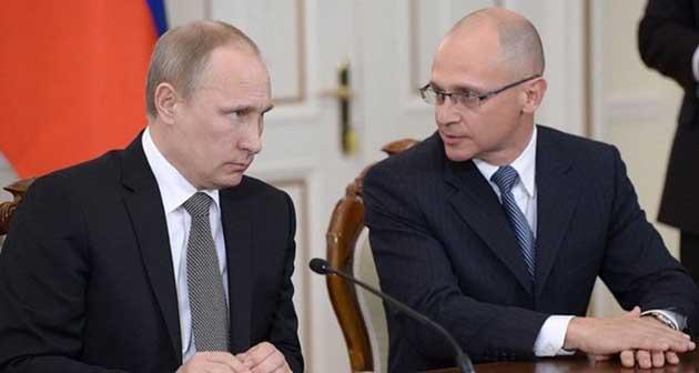 Версия: Зачем команда Кириенко жестоко рубит рейтинг региональных депутатов и Единой России?