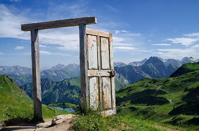"""Симоронская техника """"Двери в…"""
