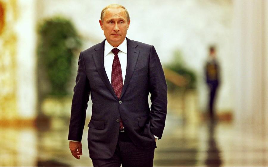 Times: «Царь Путин идет в Арктику»