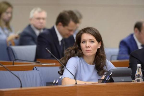 Анастасия Ракова: Социальная политика была и остается приоритетом в развитии города