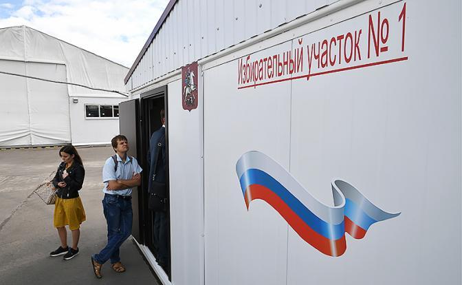 На выборах мэра Москвы обещают тотальный видеоконтроль и слежку