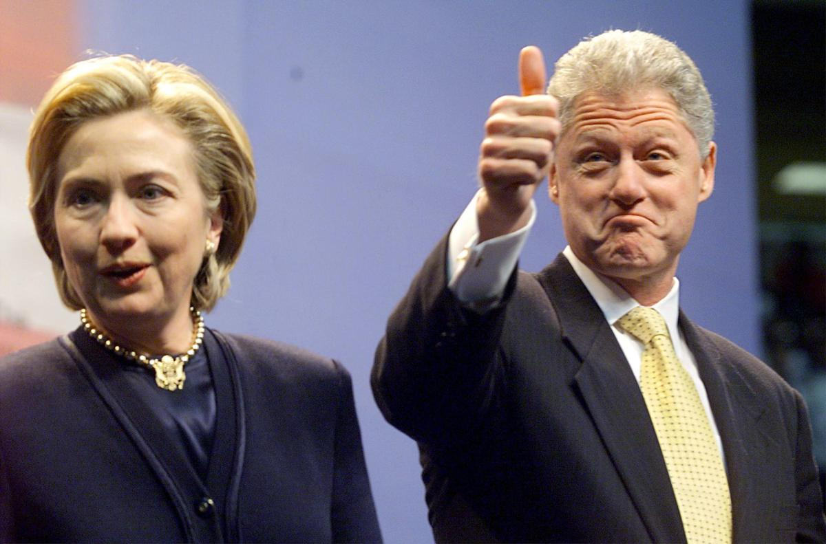 Биллу Клинтону пора задумать…