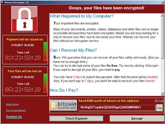 Эксперты назвали авторов вируса WannaCry