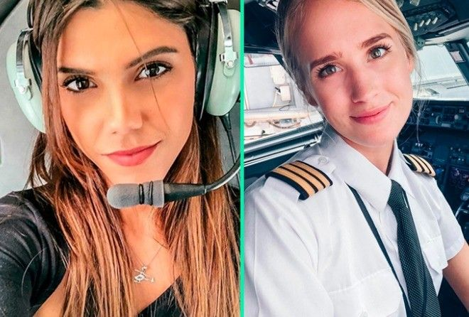 11 девушек-пилотов, которые …