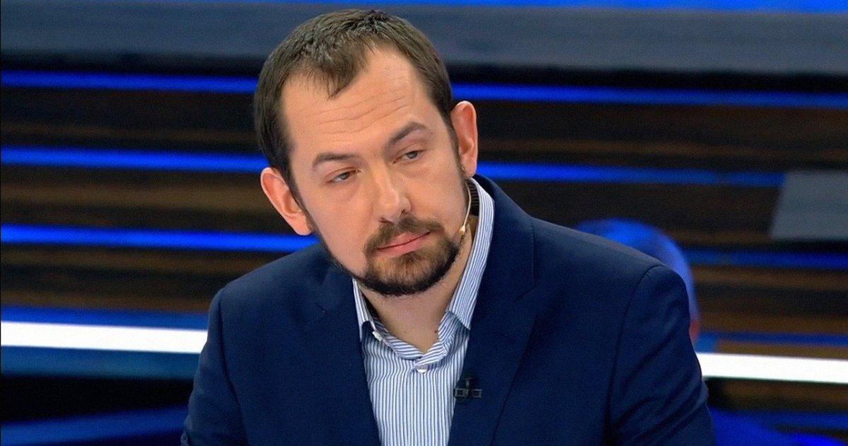 Цимбалюк с трезубцем в ухе, или Как доказать, что Украина «це Европа»
