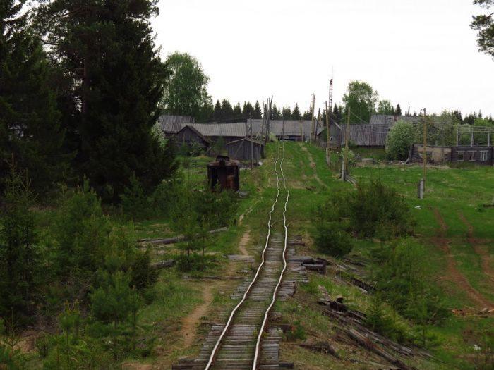 Деревня Чурсья - поселение вдали от цивилизации