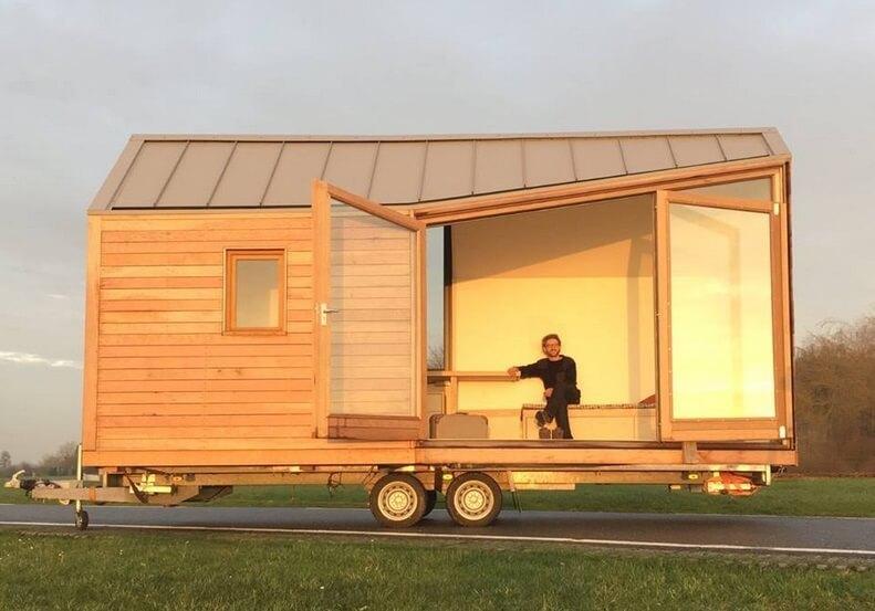 3D-печатные дома и тренды современного «зеленого» строительства на выставке FabCity