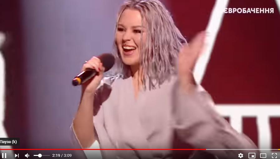 Россиянка стремится представить Украину на «Евровидении-2018»