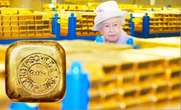 Банк Англии признался в помощи фашистам в торговле уворованным белочехами российским золотом