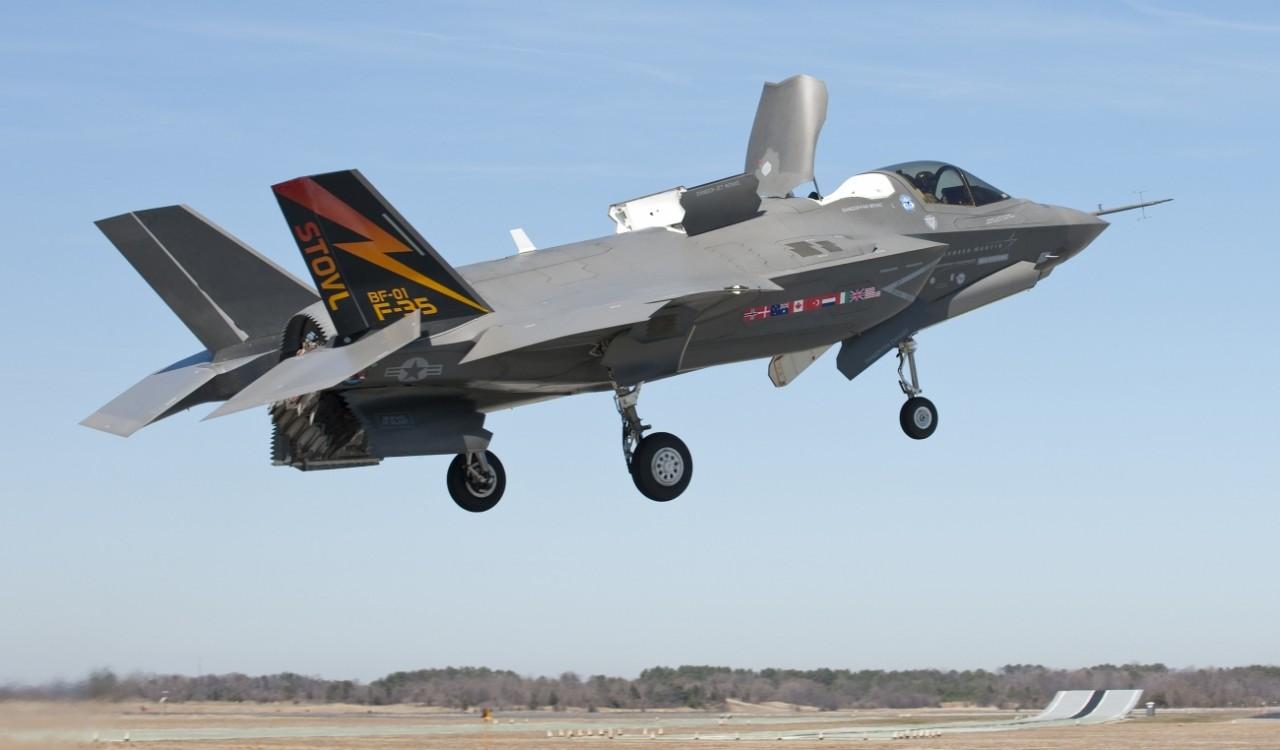 CША отказываются от F-35