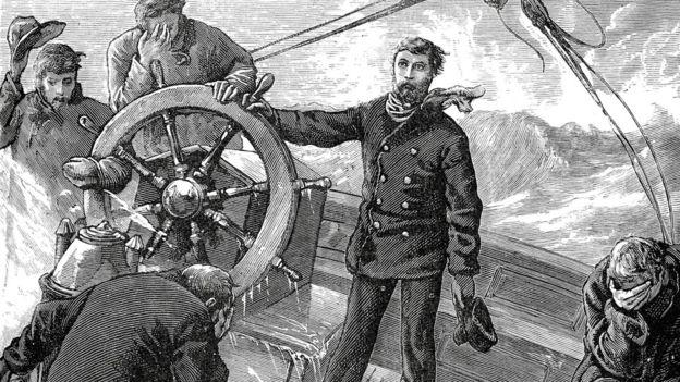 Меланхоличные моряки