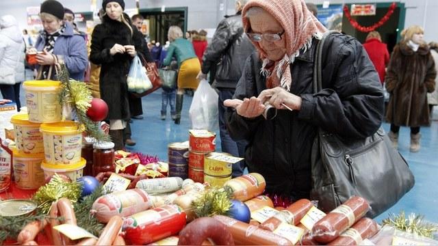 FAZ: Россия скорее отдаст Крым, чем справится с импортозамещением