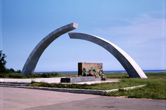 На берегу Ладожского озера 22 июня почтили память погибших в годы войны