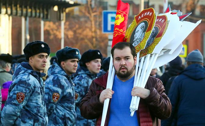 Кремль испугался протеста «к…