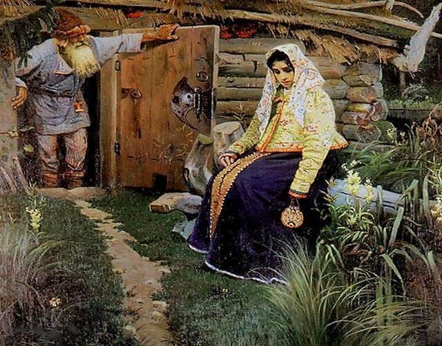 Что НЕЛЬЗЯ делать через порог — традиции наших предков