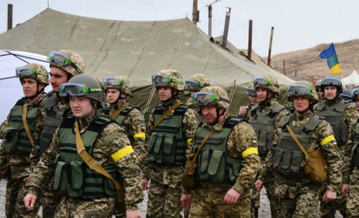 Генштаб ВСУ запланировал создание  более 20 бригад территориальной обороны в 2018 году