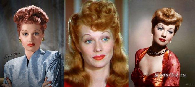 Роскошные рыжеволосые актрисы Голливуда