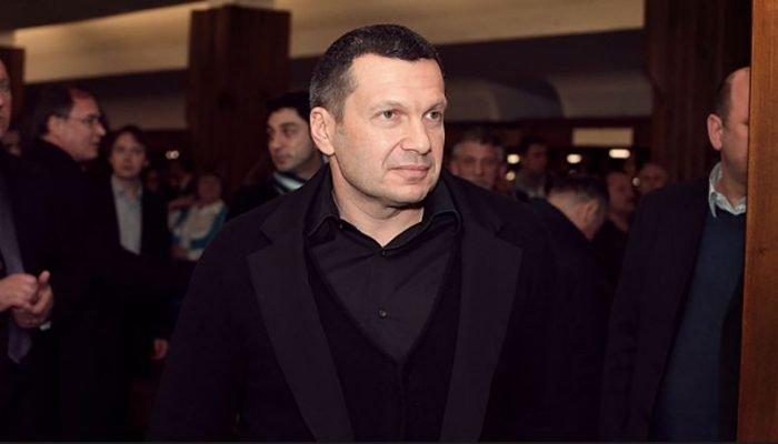 «Нам вас ещё кормить и кормить»: Соловьев в эфире ТВ ответил на угрозы Ковтуна «встать России поперек горла»