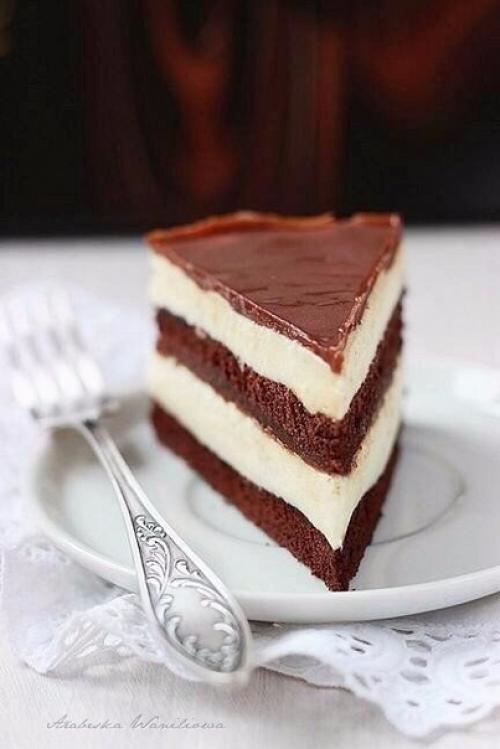 Торт «Милка»