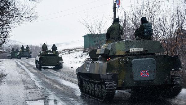 Чижов: российские танки на Украине не доказывают наличие военных из РФ