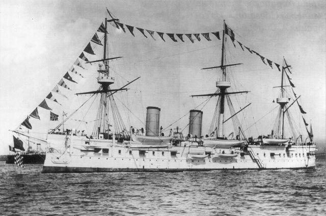 Со дна Японского моря поднимут затонувший 113 лет назад российский крейсер