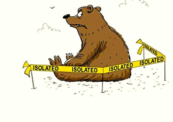 Вопреки логике: морскую «изоляцию России» хочет курировать министр ВНУТРЕННИХ дел США