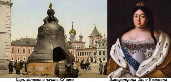 Этот день вистории: 1730 год— Императорский Указ оботливке Царь-колокола