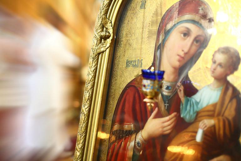 Покрова Пресвятой Богородицы…