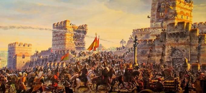 О падении Константинополя
