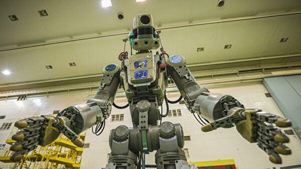 Эра космических дроидов в России начинается с «Феденьки»