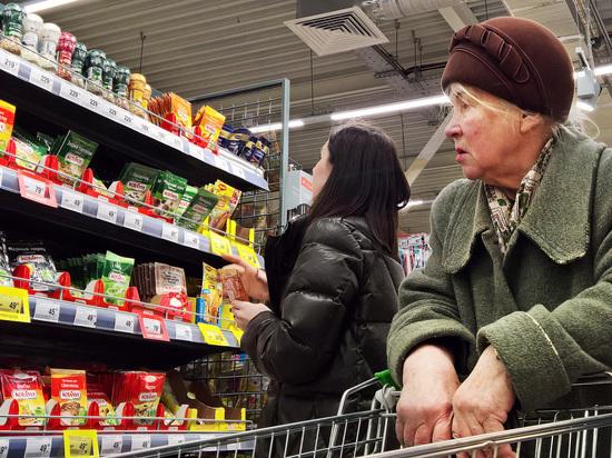 """Россиян предупредили о резком росте цен на продукты в ближайшие месяцы на """"8%, может, чуть больше"""""""