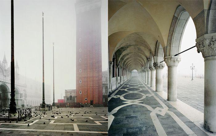 Туманная Венеция