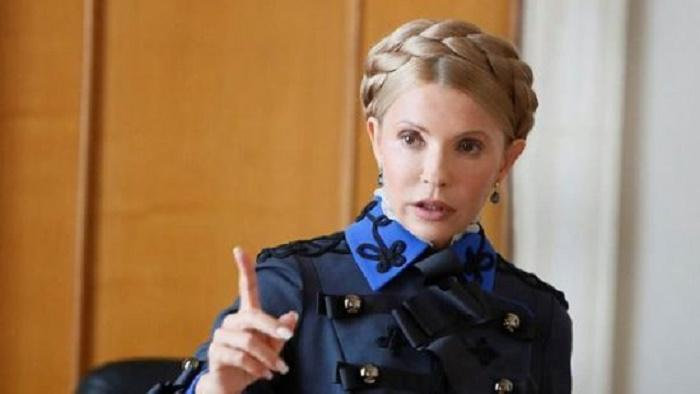 Тимошенко придумала, как Укр…