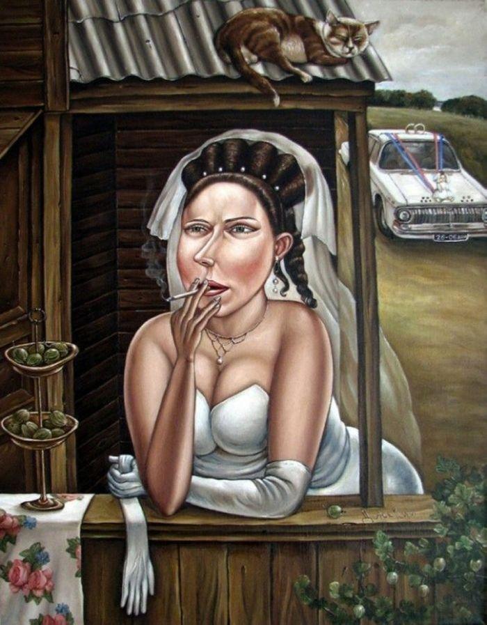 Зачем люди празднуют свадьбы?