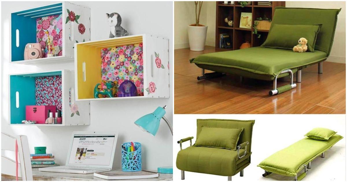 Уютный уголок: мебель, решающая сложные задачи