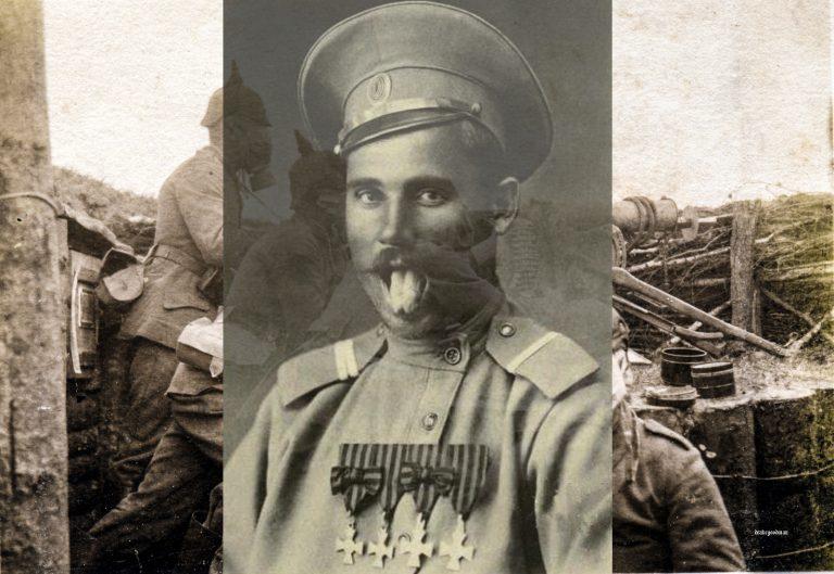 Подвиг телефониста Алексея Макухи: за что унтер-офицер был пожалован сразу всеми степенями Георгиевского креста