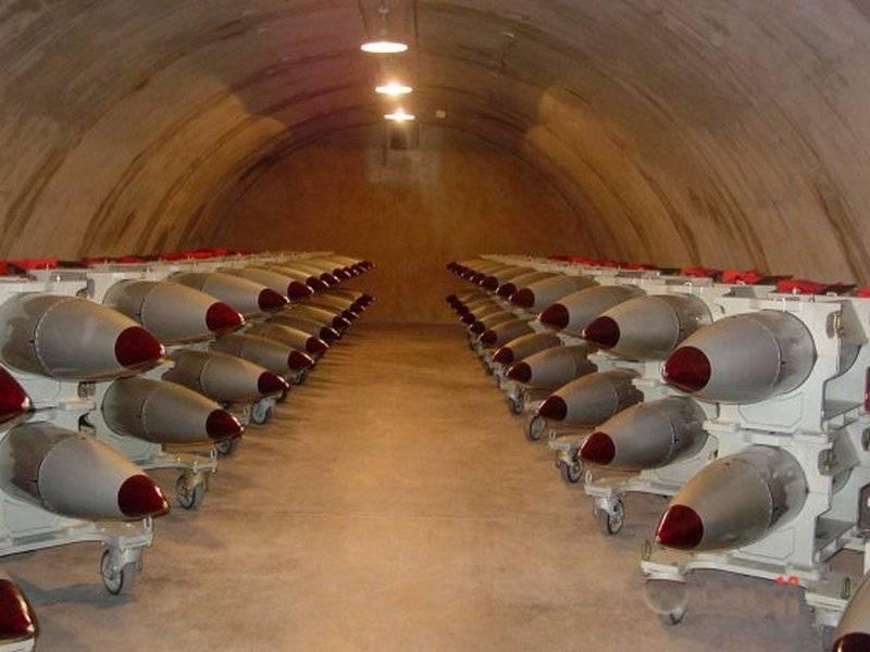 """Американские ученые """"обнаружили"""" ядерный бункер в Калининградской области"""
