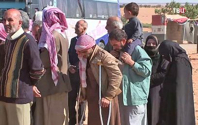 В Сирии группа из 65 боевиков сложила оружие