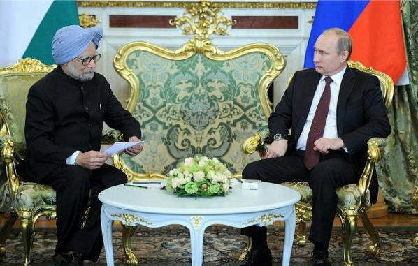 А у нас есть друзья, надо чаще говорить о них. Индия и Россия - вместе на века, или не так?
