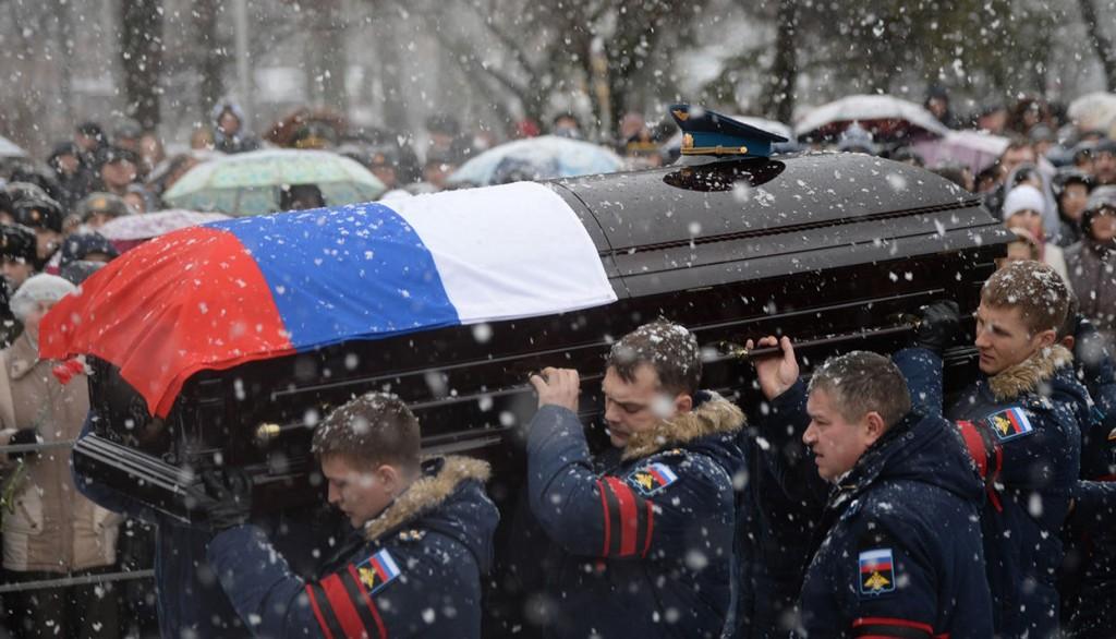 Жертвы сирийской кампании. Что известно о погибших российских военных