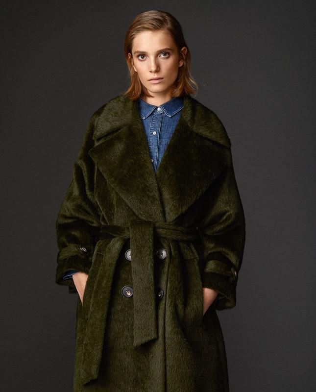 Мода прошлого и тренды настоящего в лимитированной коллекции Massimo Dutti