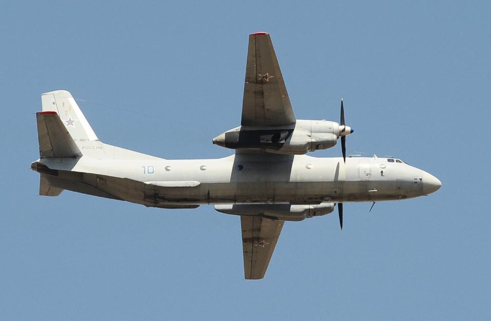 Минобороны РФ: У авиабазы Хмеймим пропал российский Ил-20 с 14 военными на борту