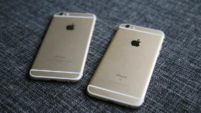 В Пекине запретили продажу iPhone 6 и iPhone 6 Plus из-за обвинения в плагиате