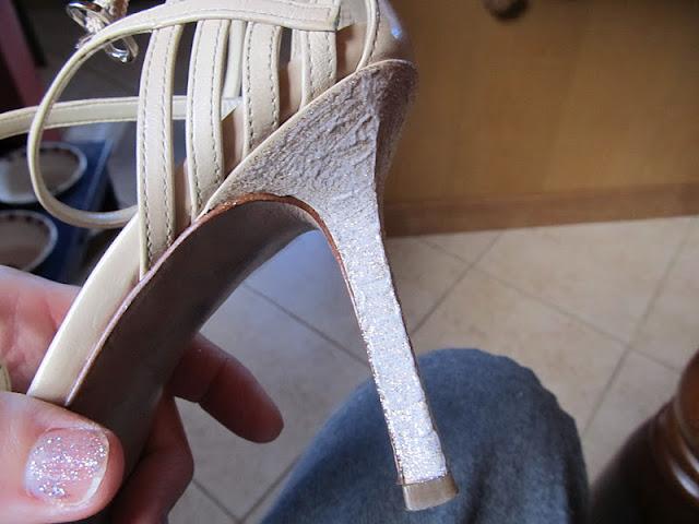 Как обновить каблук своими руками