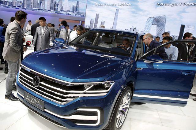 Гигантомания в Китае. Главные новинки пекинского автосалона