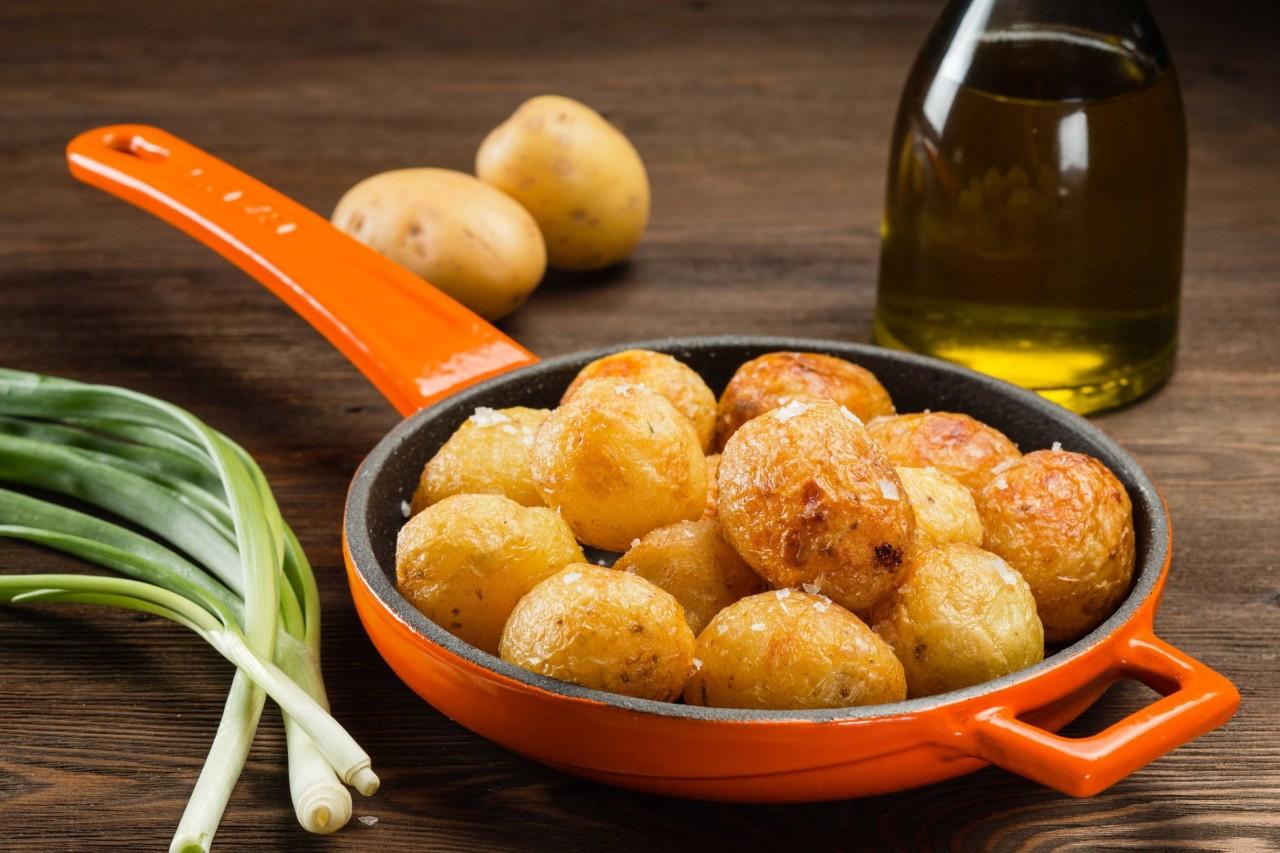Вот что будет, если год питаться одной картошкой