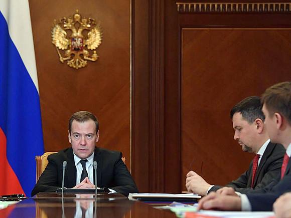 Правительство переписало путинский указ